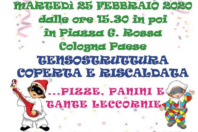 Carnevale Cologna Paese
