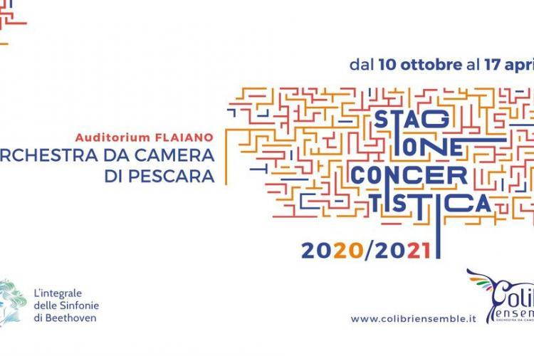 Stagione concertistica 2020-2021 Colibrì Ensemble