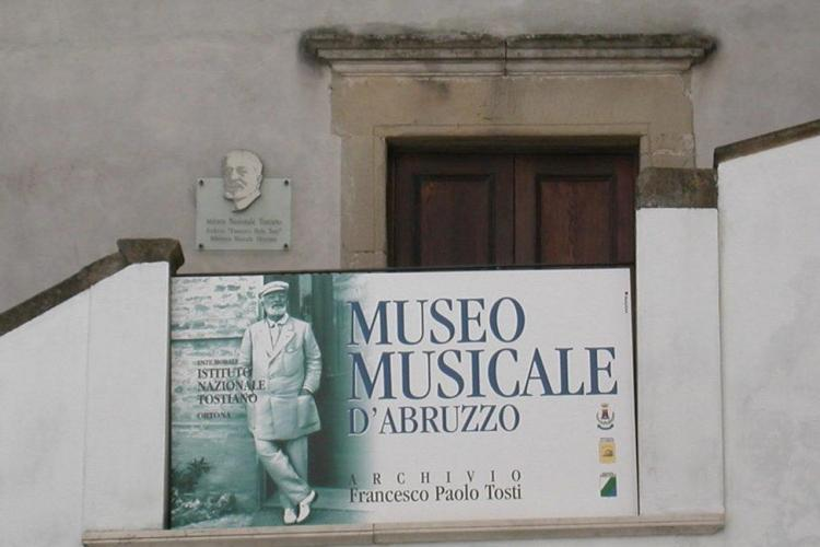 museo musicale tostiano