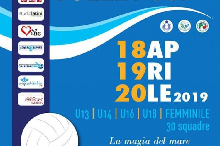 ABRUZZO INTERNATIONAL VOLLEY CUP AD ALBA ADRIATICA (TE)